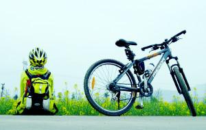 【曲靖图片】一个游女的骑行—3月罗平油菜花