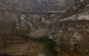 【怀来图片】永定河峡谷——幽州村 沿河城