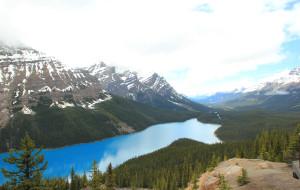 【加拿大落基山国家公园群图片】初探加拿大-多伦多、埃德蒙顿、班夫、加斯帕