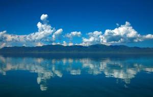 【博乐图片】赛里木湖:恋人的蓝色泪滴------之旅