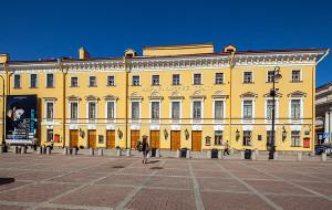 圣彼得堡娱乐-米哈伊洛夫斯基剧院