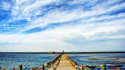 青海湖景点-仙女湾景区