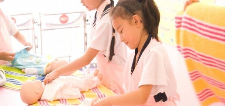 苏州大未来儿童职业体验馆暨英语村