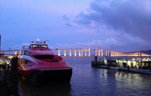 澳门景点-澳门渔人码头