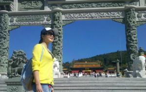 【黄岛图片】国庆秋游小珠山,天朗气清,惠风和畅