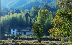 【安庆图片】【我城安庆】深村的秋天。