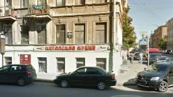 圣彼得堡美食-哈尔滨餐厅