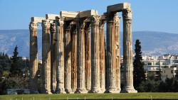 希腊景点-奥林匹亚宙斯神庙(Temple of The Olympian Zeus)