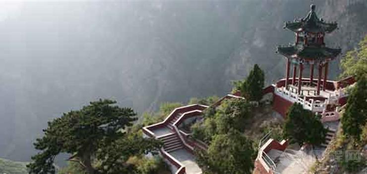 圣莲山风景度假区