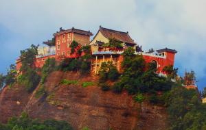 【铜川图片】陕西——大香山赏景