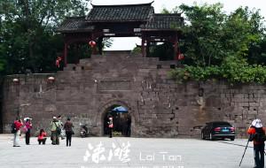 【涞滩古镇图片】重庆,涞滩,与你静享消逝的慢时光