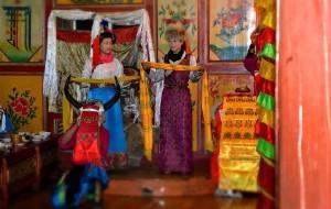 云南娱乐-香格里拉藏民家访