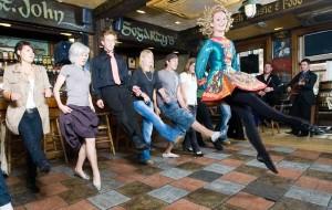 爱尔兰娱乐-The Irish Dance Party