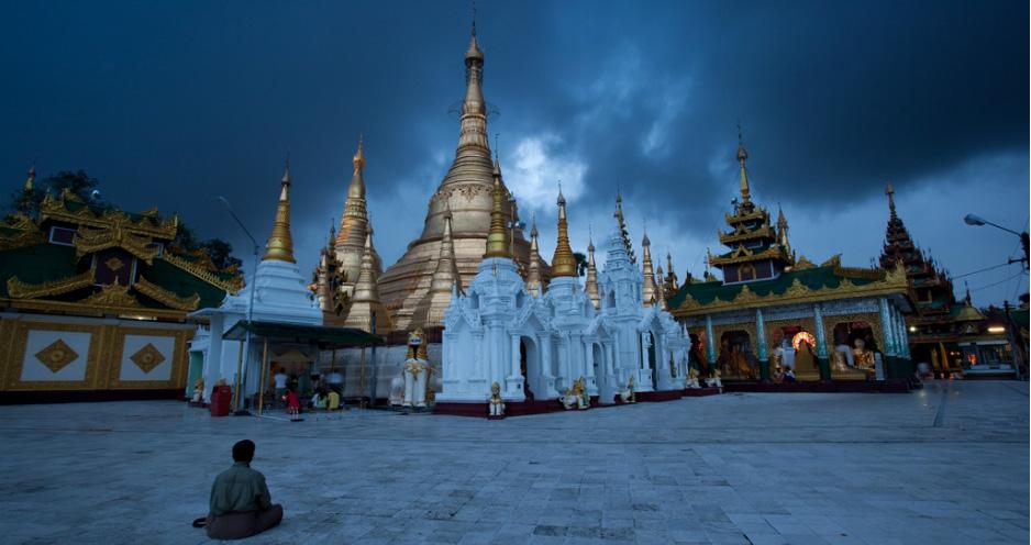 缅甸旅游图片