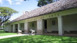 夏威夷景点-檀香山艺术博物馆(Honolulu Museum of Art)