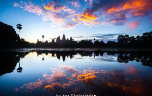 """【暹粒图片】柬埔寨︱四个人的""""五月盛放""""-和小伙伴在吴哥的日子"""