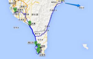 【绿岛图片】第三顾宝岛——台湾南半岛7天蓝色海洋之行(高雄、垦丁、台东、绿岛)