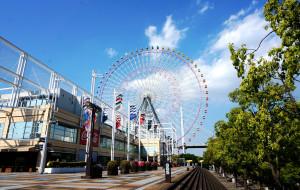 大阪娱乐-天保山大摩天轮