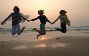 【六鳌图片】【10.2-3】六鳌海边欢乐露营