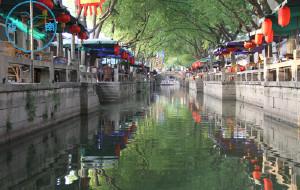 【同里图片】同里-春来江水绿如蓝