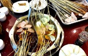 色达美食-乐山大众串串香(色达县店)