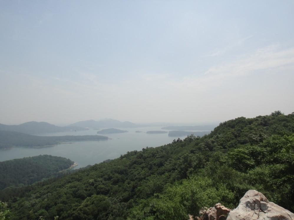 薄山湖風景區