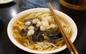 杭州美食-奎元馆(解放路总店)