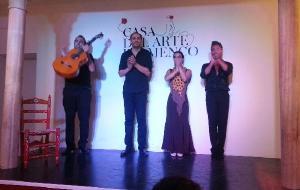 格拉纳达娱乐-Casa del Arte Flamenco