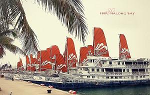 【下龙湾图片】【私人定制】下龙湾之天堂特权号的浪漫时光