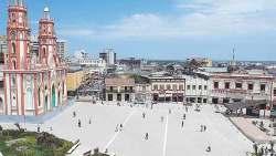 格拉纳达景点-圣尼古拉斯广场(Plaza de San Nicolas)