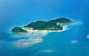【马布岛图片】马步岛,一半是天上,一半是人间