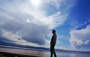 【茶卡盐湖图片】大漠孤烟直——敦煌、张掖、青海湖、茶卡盐湖小环线