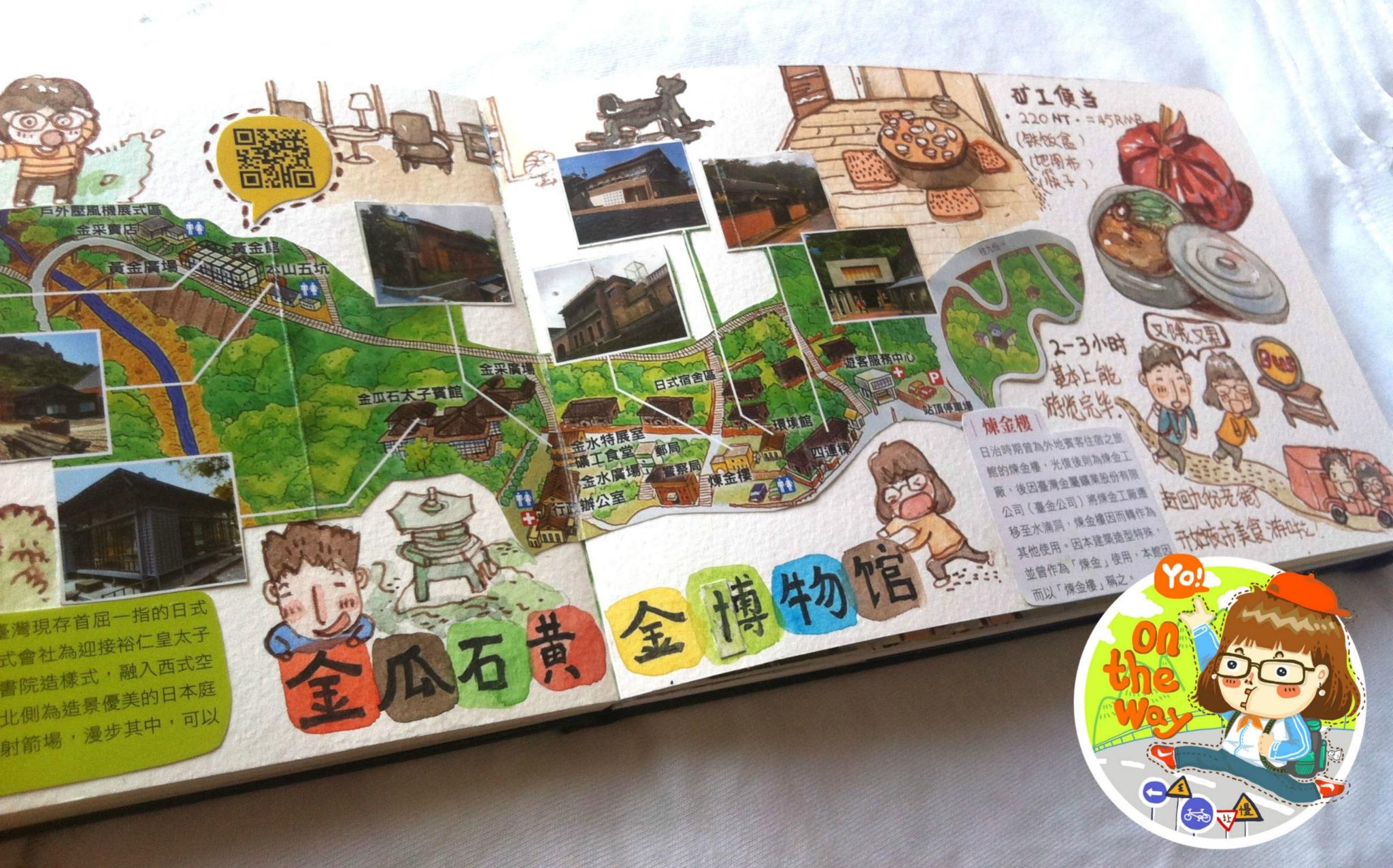 1,工艺博物馆或研究所手绘地图(基本集中在东京)