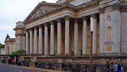 剑桥景点-菲茨威廉博物馆(Fitzwilliam Museum)