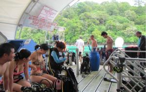 兰卡威娱乐-兰卡威珊瑚号水上浮台