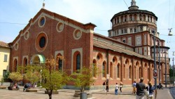 米兰景点-圣玛丽亚修道院(Holy Mary of Grace)