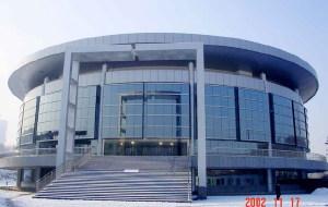 新疆娱乐-红山体育馆