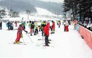 首尔娱乐-芝山滑雪场