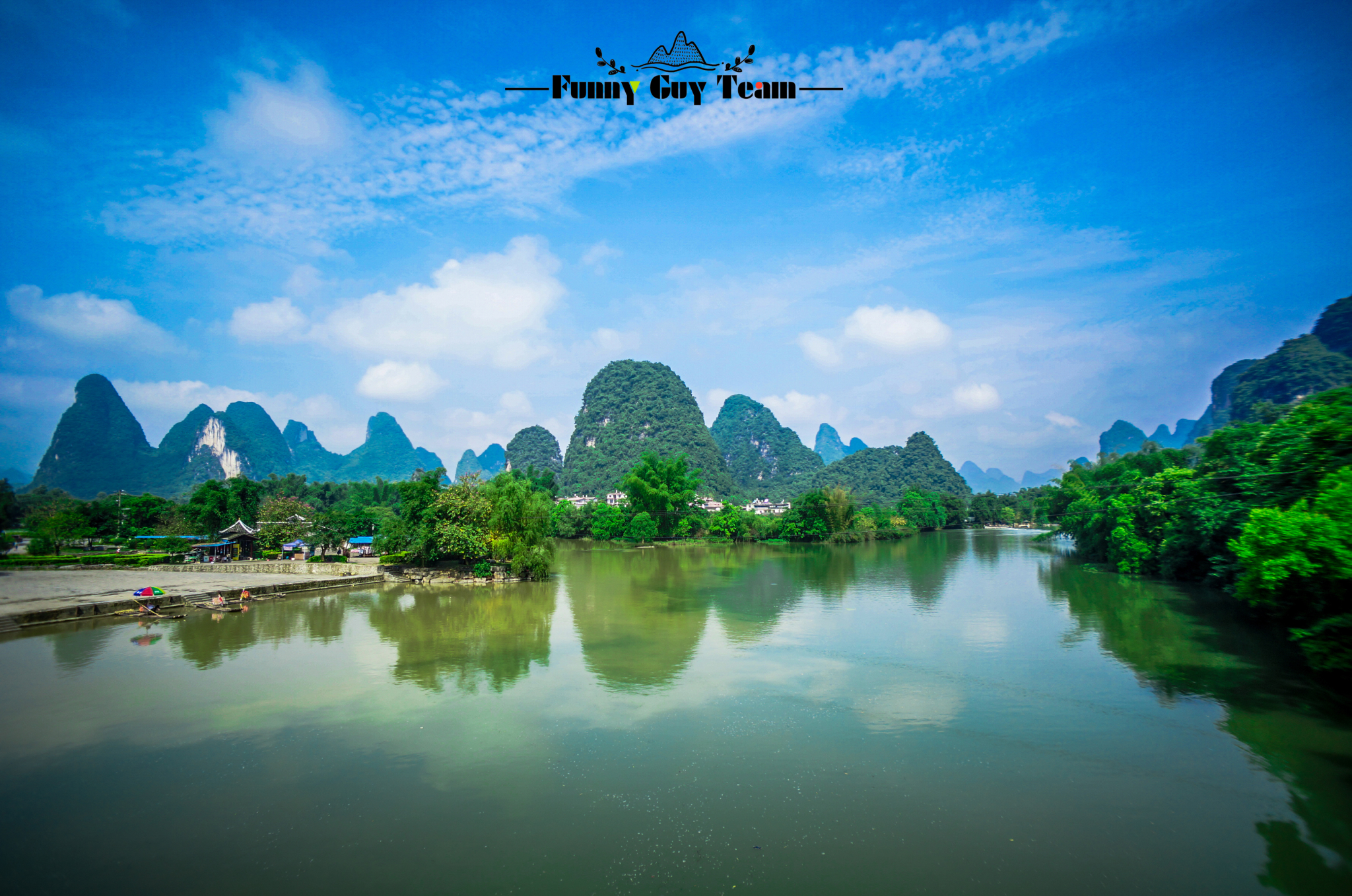 YangShuo Ten Mile Gallery