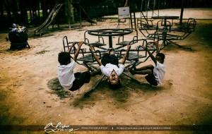【吴哥窟图片】【蜂首纪念】Any Other World--35mm下的雨季高棉!~