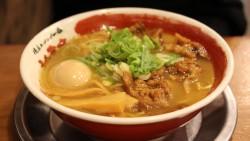 东京美食-东京拉面小街