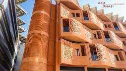阿布扎比景点-马斯达尔城(Masdar City)