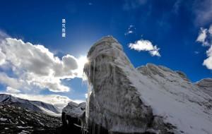 【那曲图片】转山之路 陆地冰极