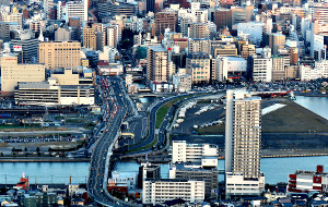 【福冈图片】独闯日本十五天 之福冈 京阪神