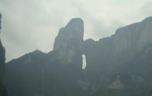 【天门图片】一个人的旅行之湖南张家界天门山