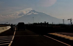 【日惹图片】日惹谟拉比活火山