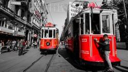 土耳其景点-独立大街