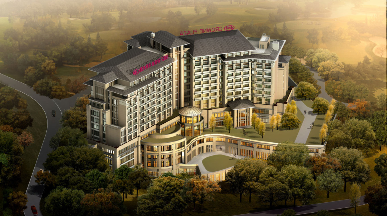 重庆保利花园皇冠假日酒店