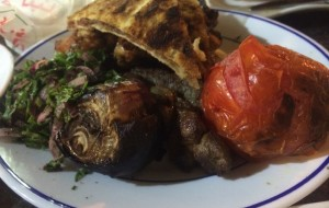 阿布扎比美食-黎巴嫩之春