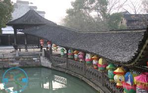 【桐乡图片】乌镇-睡起苕溪绿向东